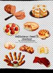 mochizuki's png delicious food 1