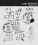 [mochizuki's]brush 20120804 @mochizukikaoru