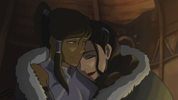 Korrasami - By The Fire (SLVV)
