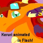 Keruri In Flash by KeruriDerago