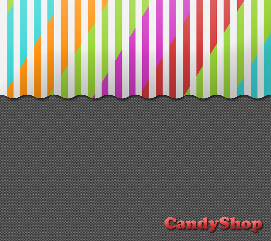 Candyshop Wallpaper Collection By Vazguard On Deviantart