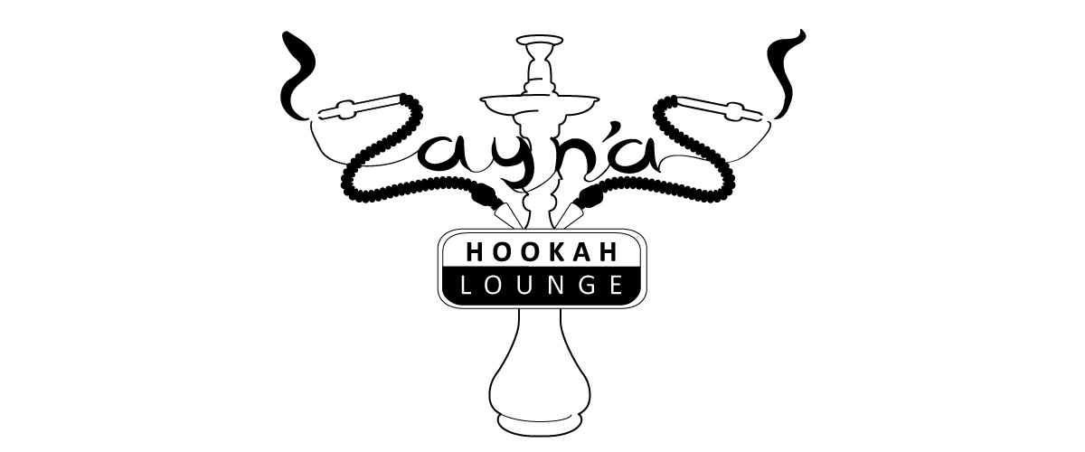 Zayna S Hookah Lounge Main Logo By Sprale On Deviantart