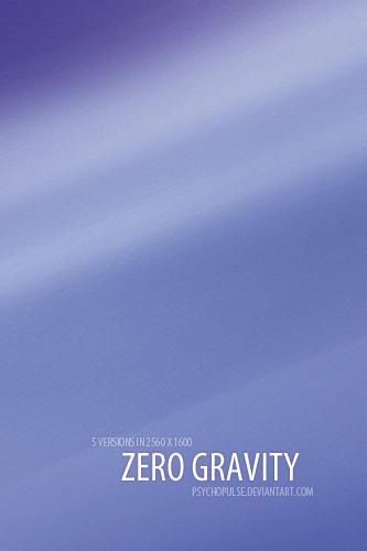 ZERO GRAVITY by Psychopulse