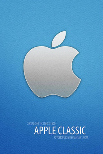APPLE CLASSIC by Psychopulse