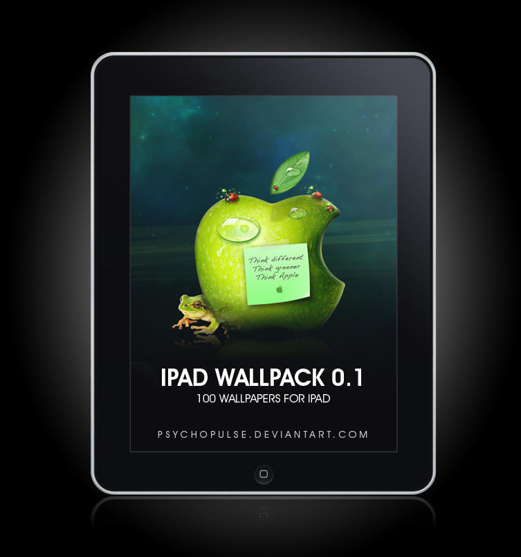100 iPad wallpapers by Psychopulse