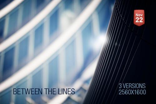 Between the Lines by Psychopulse