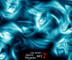 Valrii Set 2-Slime Abstract by droz928