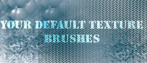Default brushes by djkayuk by droz928