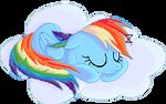 Rainbow Dash Pixel Art Animation by cupkinks