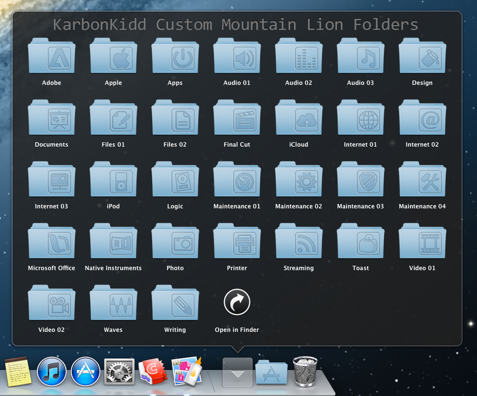 Custom Mountain Lion F...
