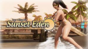 [DOA6] Sunset Eden - Layer 2 Stage Mod