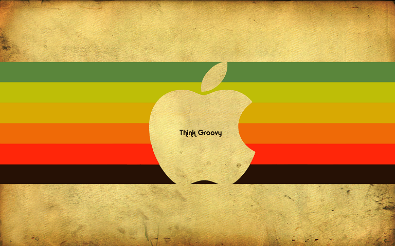 Groovy Mac by studioFOUR119