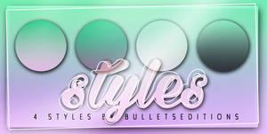ii. 4 STYLES by BULLETSEDITIONS