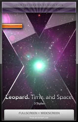 Leopard. Time. and Space.