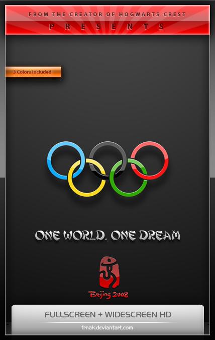 One World. One Dream. by Frnak