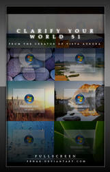 Clarify Your World Pack 1 by Frnak