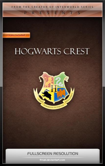 Hogwarts Crest by Frnak