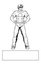 Joe Hero 2 - page2 by Calvin228