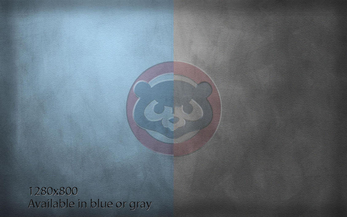 Suede Cubs Logo By Nvaia