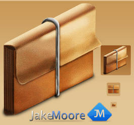 Briefcase by Jake-Moore