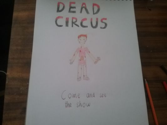 Dead Circus(Yandere Genderbent Circus baby xreader by