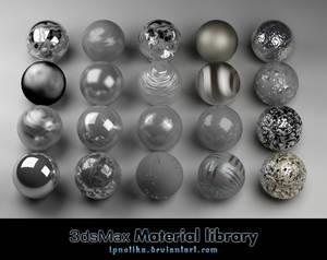 3ds materials