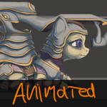 Earth Pony Sniper Mare [Animated]