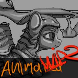 Earth Pony Sniper Dev. [Animatic WIP 02]