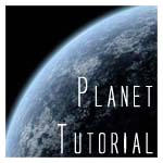 Planet Tutorial By Dinyctis by scifisrc