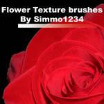 Flower Texture Brushes