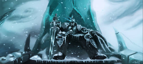 Lich King animated