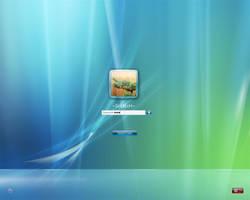 WindowsVista 5381 LogonXP v1.5