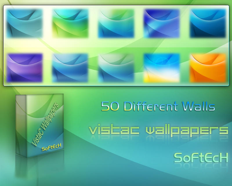 VistaC Wallpaper Pack v1.0 by sahtel08