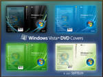 Windows Vista DVD Covers