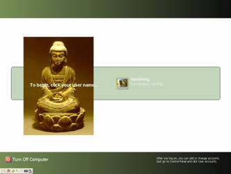 Buddhist XP Logon