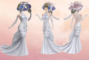 Dress_Dl (+model) by Altingul