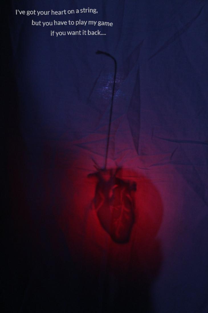 I've got your heart... by DarkVampireRider