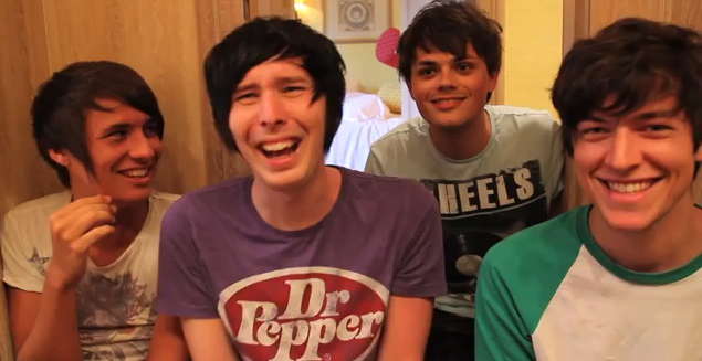 """dan and phil internet dating Inside jokes a collection of manesh – the guy who accidentally got dan's address in the """"sexy internet dating phil's mum – a joke between dan and phil."""