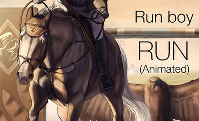 HCL   Run boy run by Aliyska