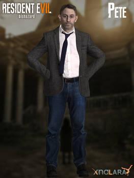 Resident Evil 7 : Biohazard - XPS - Pete