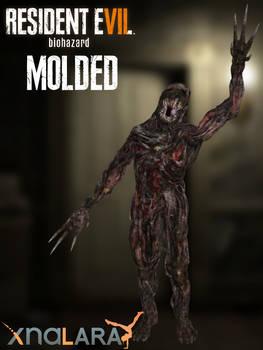 Resident Evil 7 : Biohazard - XPS - Molded UPDATED