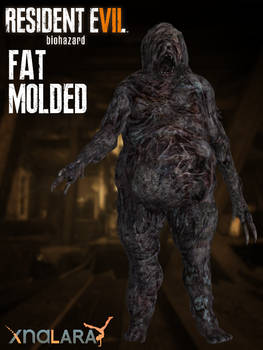 Resident Evil 7 : Biohazard - XPS - Fat Molded