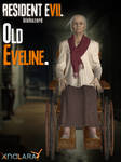 Resident Evil 7 : Biohazard - XPS - Old Eveline