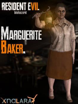 Resident Evil 7 : Biohazard - XPS - Marguerite