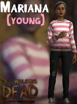 Mariana Garcia - Young  - TWD:ANF - XPS