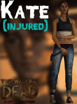 Kate Garcia - Injured - TWD:ANF - XPS