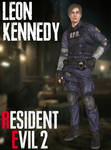Leon Kennedy - RE2:Remake - XPS