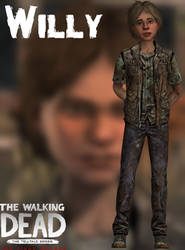Willy - TWD: TFS - XPS