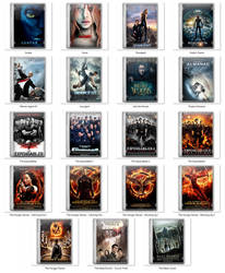 My Movie Icon Pack