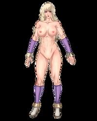 Amalthea v.de (nude) by IDBjoshm